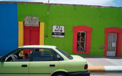 Mexico's ghost towns